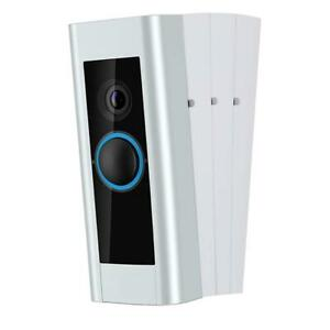 3 PCS Adjustable 5 To 15� Angle Mount Compatible Ring Doorbell Pro ONLY Re
