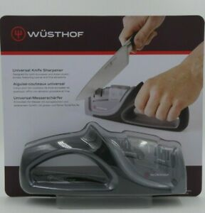 Wusthof Sharpener 4-Stage Hand Held for Standard & Asian Style Knives ✅BRAND NEW