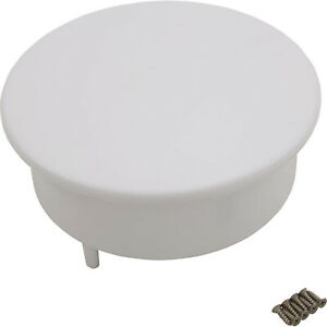 Niche, Filter, Rainbow/Pentair, Top Load, w/Flat Lid, White