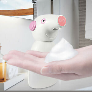 Automatic Induction Infrared Touchless Foam Soap Dispenser Auto Foam Hand Washer