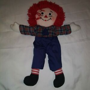 Vintage Raggedy Andy Hand Puppet $10.00