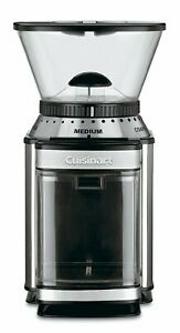 Cuisinart DBM-8 Supreme Grind Stainless 32-Cup Burr Mill / Coffee Grinder