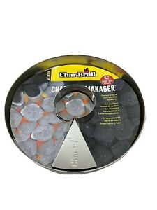 New CharBroil Charcoal Manager Up to 7 Hrs Slow and Low BBQ on the Grill FREE SH