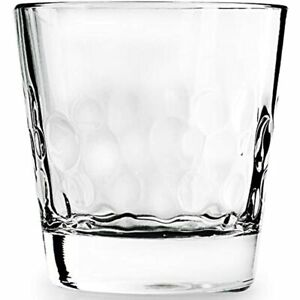 Circleware 45051 Coronado Heavy Base Whiskey Drinking Glasses Set Of 4, For Beer