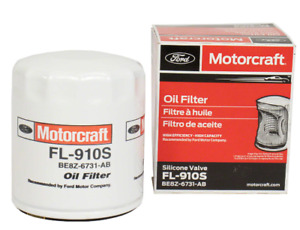 Motorcraft Oil Filter FL 910S, BE8Z 6731 AB