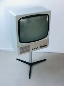 1960s Vtg BRAUN FS 80 Tube Television TV Dieter Rams Design 1967 Germany Rare