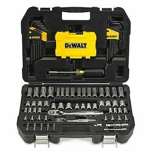 DEWALT Mechanics Tools Kit and Socket Set 108 Piece DWMT73801