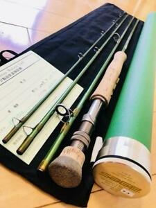 SAGE TCX890-4 9'0' #8 Line 4 Piece 4 OZ Fly Rod Case Fishing From Japan Rare