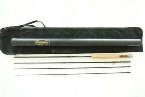 SAGE ONE 282-4 8'2' #2 Line 4 Piece Fly Rod Fishing With Case From Japan Rare