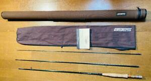 SAGE GRAPHITE SP 690-3 9'6' #6 Line 3 Piece Fly Rod Case Fishing From Japan Rare