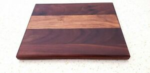 Custom Matching Set of Walnut Cutting boards