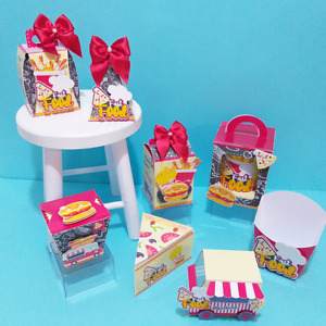 Fast food Party printable DOWNLOAD & PRINT,  Fast food Party decorations, Candy