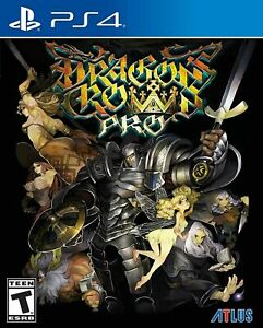 Dragon's Crown Pro PS4 Battle Hardened Edition PlayStation 4 Brand New