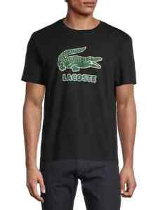 LACOSTE SPORT Crew Neck Ultra Dry T shirt SIZE L BRAND NEW 2020 $49.90