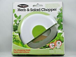 NEW Microplane Herb And Salad Chopper new sealed