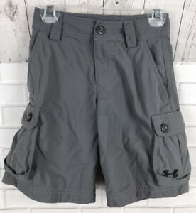 Under Armour Boys Youth Golf Shorts Size Youth XSmall Adjustable Waistband $7.60