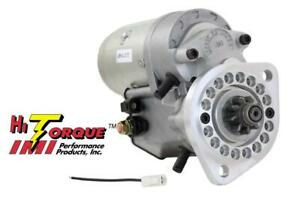 NEW DENSO DESIGN DEUTZ STARTER FITS 9 TOOTH DEUTZ DITCH WITCH GENIE HAMM TEREX