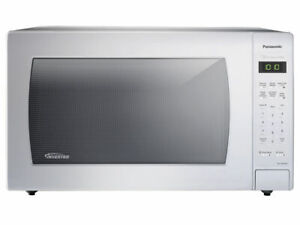 2.2 Cu. Ft Countertop Microwave Oven with Inverter Technology™ White - NN-SN946W