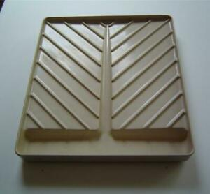 Vtg MICROWARE BACON COOKER RACK TRAY PM 469-TI Microwave Defrost or Oven Cooking