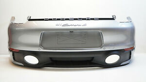 Porsche 992 Sports Design Bumper Eu Fairing Cover + Pdc + Camera C 48