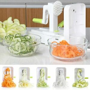 Vegetable Fruit Chopper Hand Rotation Salad Shredder Dinner Machine for Kitchen