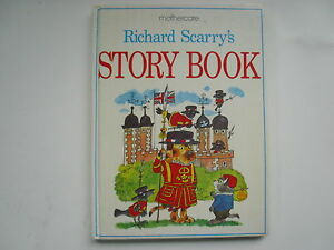 Richard Scarry's Story Book, Mothercare, Octopus Publishing, 1990