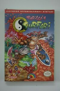 T&C Surf Designs Thrilla's Surfari NES Nintendo NEW SEALED Town and Country