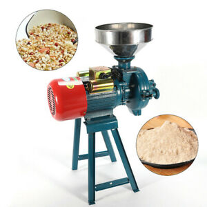 3000W Electric Grinding Various Grain Spice Grain Mill Machine for Mom/Wife Gift
