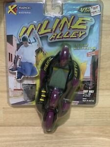 Radica Inline Alley Extreme Skate Racing Electronic Handheld Game #9803 New $26.95