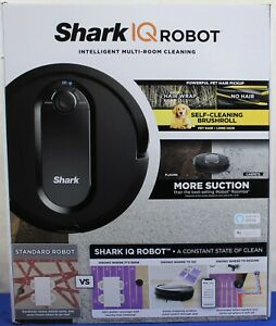 Shark IQ Robot RV100 Vacuum, Wi-Fi Connected, Home Mapping NEW