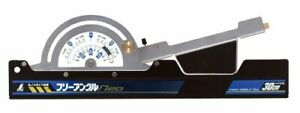 SHINWA Circular Saw Guide Ruler Free Angle Neo 30cm 73160 New made in Japan