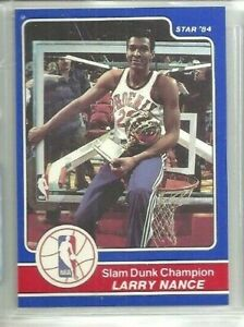 Larry Nance 1984 Star Company Phoenix Suns Awards Banquet NBA Card #9