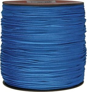 Atwood Rope MFG Micro Cord Blue Strong Light Low Stretch Resists Rot Mildew UV $29.89