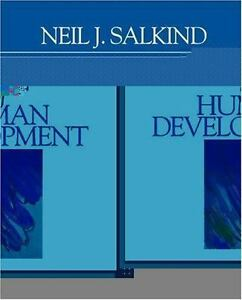 An Introduction to Theories of Human Development NULL by Neil J. Salkind