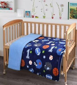 Kids Baby Toddler Super Soft and Cozy Blanket 40quot; x 50 Inch With Multi Designs.