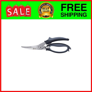 Poultry Shears - Heavy Duty Kitchen Scissors for Cutting Chicken, Poultry,Game