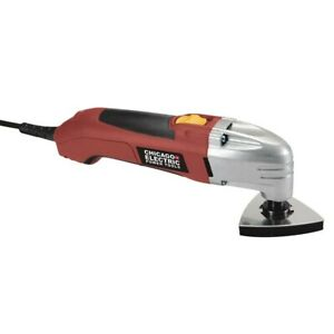 Electric Hand Oscillating Multifunction Power Multi Tool Tile Cut Sand Saw