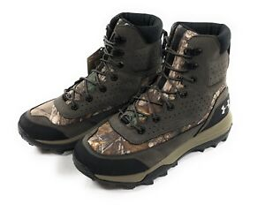 Under Armour UA Speed Freek Bozeman 2.0 Hunting Boots Womens Size 10 Hiking