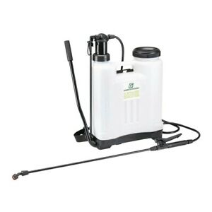 4 gal. Backpack Sprayer - Water/Fertilize/Control Weeds & Pests/ Apply Sealers
