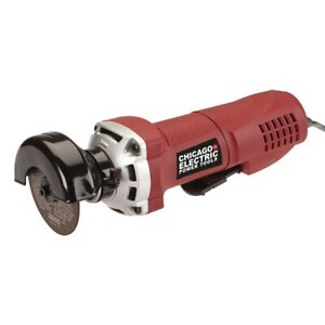 3 In. High Speed Electric Cut-Off Tool Die Grinder Metal Cutting 20000 RPM NEW