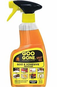 Goo Gone Original Adhesive Remover Fresh Citrus 12 Fl. Oz.