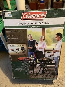 Outdoor Tailgating Camping Portable Travel Sport Roadtrip Propane Grill Coleman