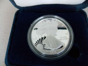 Silver Proof American Eagle coins - assorted w/ Mint Packaging and COAs pristine