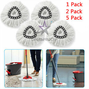 Replacement Heads Easy Cleaning Mopping Wring Refill Mop for O-Ceda
