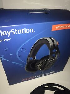 Plantronics RIG 400HS For Playstation PS4 NO MIC $20.00