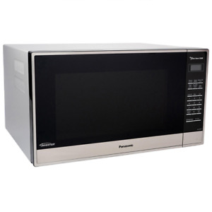 Panasonic 2.2 cu. ft. Stainless Steel Microwave Oven with Inverter Technology