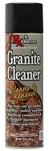 Rock Doctor Granite Cleaner –Cleans & Renews Surfaces –(18 oz) Surface