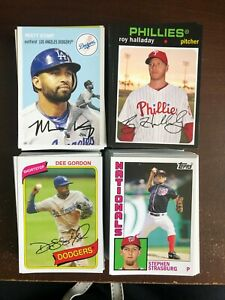2012 Topps Archives Baseball You Pick, HOF, Stars,  Free shipping