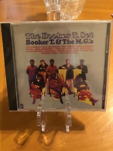 BOOKER T. amp; THE MG#x27;S THE BOOKER T. SET CD 1987 New