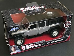 JADA Fast And Furious 2020 Jeep Gladiator 1:32 Diecast Car
